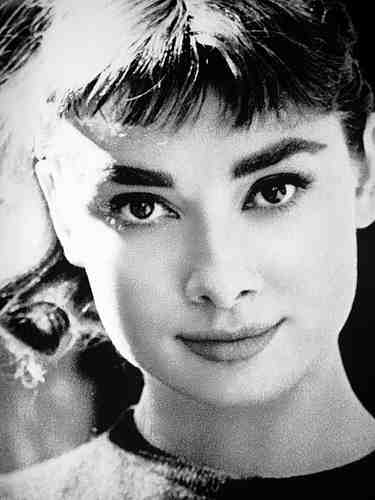 picture, audrey
